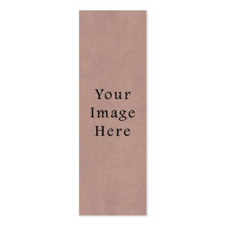 Fondo púrpura de papel de pergamino del melocotón  tarjetas de visita mini