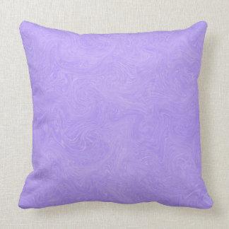 Fondo remolinado abstracto tonal de la lavanda almohadas