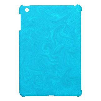 Fondo remolinado abstracto tonal de las azules