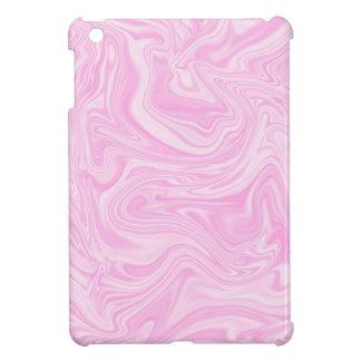 Fondo remolinado abstracto tonal rosado suave