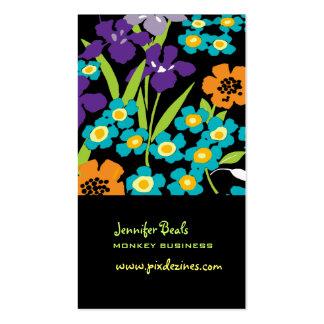 Fondo retro del japonés Iris DIY de PixDezines