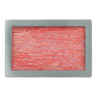 Fondo rojo hebilla cinturón rectangular