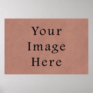 Fondo rosado del papel de pergamino del melocotón  impresiones