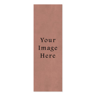 Fondo rosado del papel de pergamino del melocotón  tarjetas de visita mini