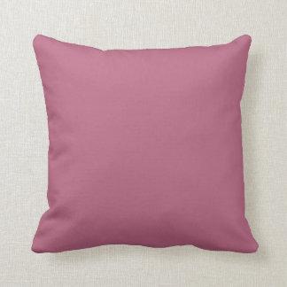 Fondo rosado en una almohada