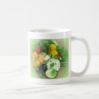 Fondo sano de la consumición taza de café