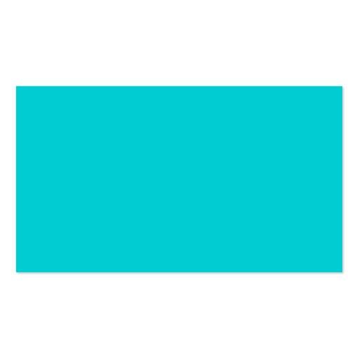 Fondo sólido azul del color de la tendencia de la  tarjetas de visita