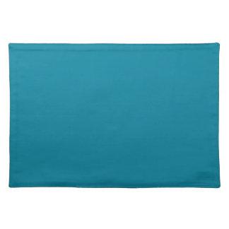 Fondo sólido azul del color de la tendencia del tr mantel