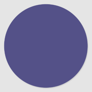 Fondo sólido púrpura del color de la tendencia de pegatina redonda