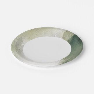 fondo texturizado polvo abstracto del grunge del platos de papel