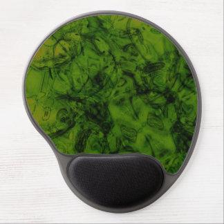 Fondo tóxico abstracto alfombrilla gel