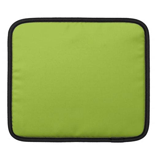 Fondo verde androide manga de iPad