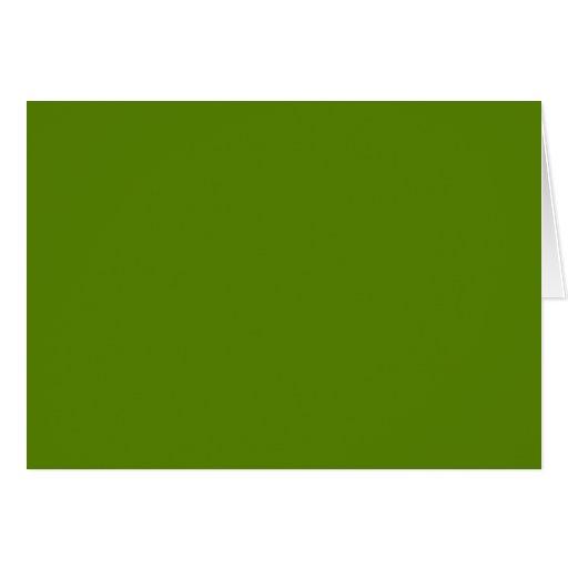 Fondo verde del aguacate tarjeta de felicitación