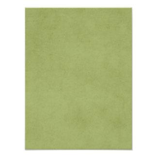 Fondo verde oliva del pergamino del Libro Verde Fotografias
