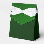 fondo verde paquetes de regalo para bodas