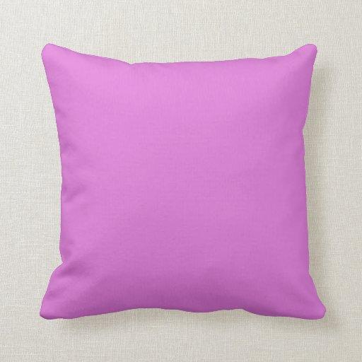 Fondo (violeta) llano de la orquídea almohadas