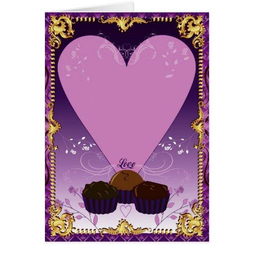 Fondos de la tarjeta del día de San Valentín