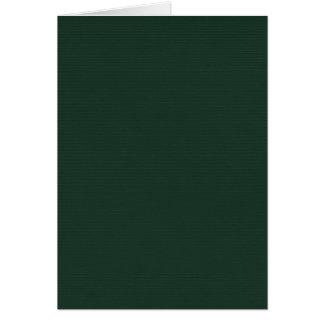 FONDOS MOHOSOS OSCUROS sólido-verdes TE de FOREST  Felicitacion