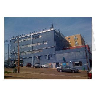 Fondren Corner, Jackson, Mississippi Blank Card