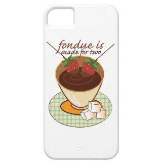 Fondue Is Made For Two iPhone 5 Cases