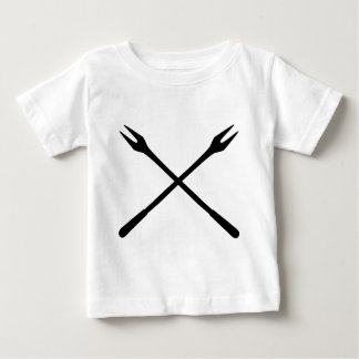fondue spit icon shirt