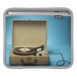 Fonógrafo del vintage fundas para iPads