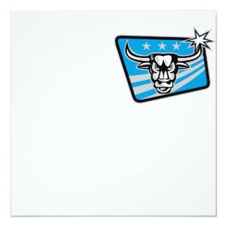 Fonolocalizador de bocinas grandes Bull de Tejas Comunicado