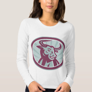 Fonolocalizador de bocinas grandes Bull de Tejas Remera