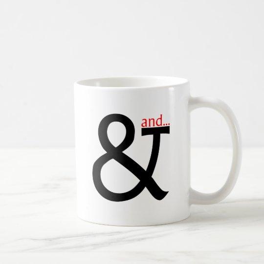 Font Cookery Coffee Mug