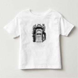 Fontaine de la Reine, rue Saint-Denis, Paris Toddler T-shirt