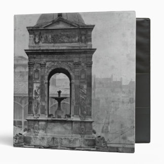 Fontaine des Innocents, 1547 3 Ring Binders