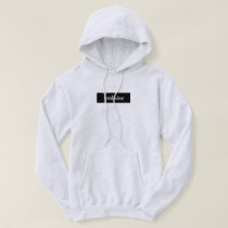 Fontaine hoodie (Black)