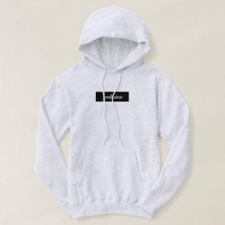 Fontaine hoodie (Black)