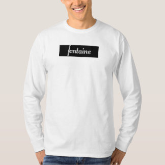 Fontaine t-shirt
