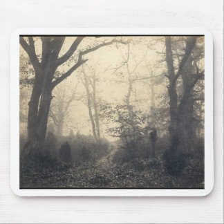 Fontainebleau Forest Mouse Pad