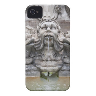 Fontana del Pantheon (1575) designed by Giacomo iPhone 4 Cover
