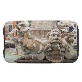 Fontana del Pantheon (1575) diseñó por Giacomo 2 Tough iPhone 3 Cobertura
