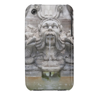 Fontana del Pantheon (1575) diseñó por Giacomo iPhone 3 Case-Mate Funda