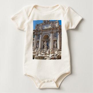 Fontana di Trevi Baby Bodysuit