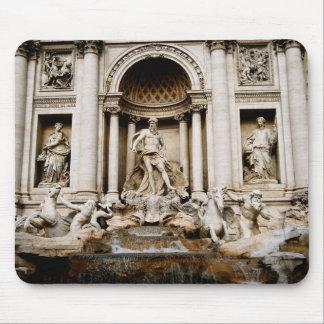 Fontana Di Trevi Mouse Pad