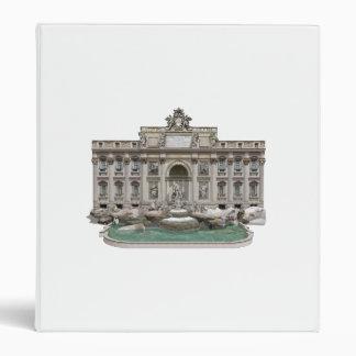 Fontana di Trevi: Trevi Fountain: Binder