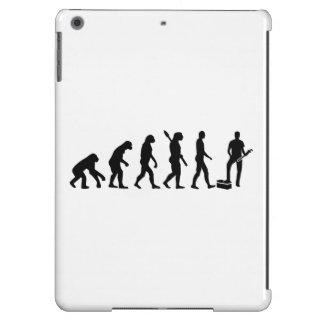 Fontanero de la evolución funda para iPad air