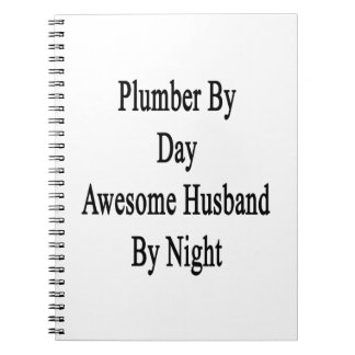 Fontanero del marido impresionante del día por notebook
