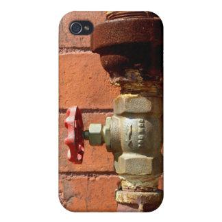 Fontanero iPhone 4 Cárcasa