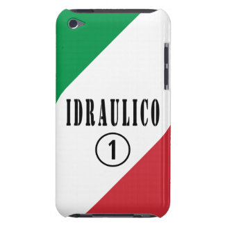 Fontaneros italianos: Uno de Idraulico Numero iPod Case-Mate Protectores