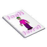 Fonti Ferret notebook