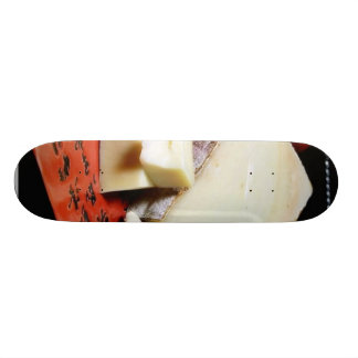 Fontina Val Daosta Cheese Skate Deck