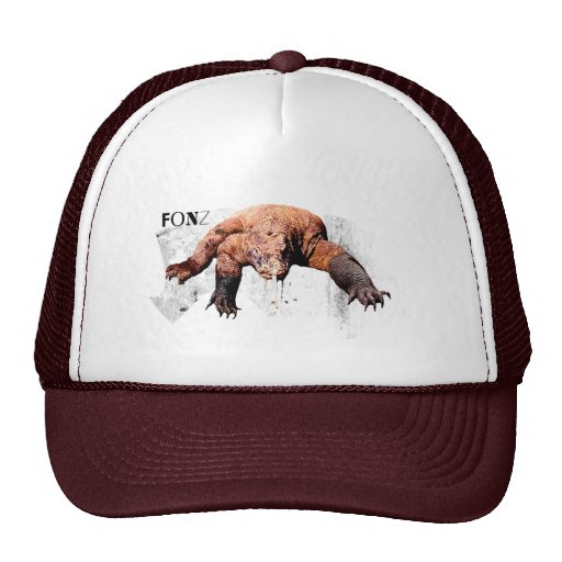fonzi gorras de camionero