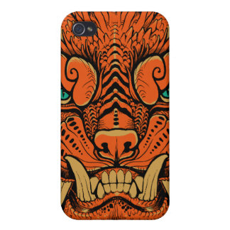 Foo dog iphone case iPhone 4 covers