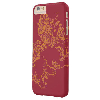 """""""Foo Dog Phone Case"""" Barely There iPhone 6 Plus Case"""